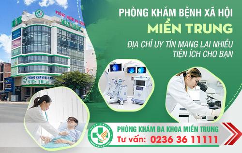 Phòng Khám Bệnh Xã Hội Uy Tín
